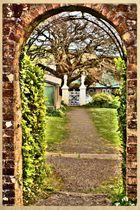 Sacred Heart University, Gardens