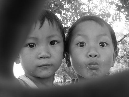 Sacrés bambins