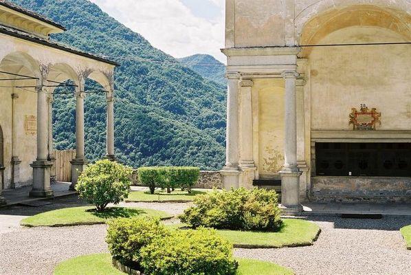 Sacro Monte in Varallo