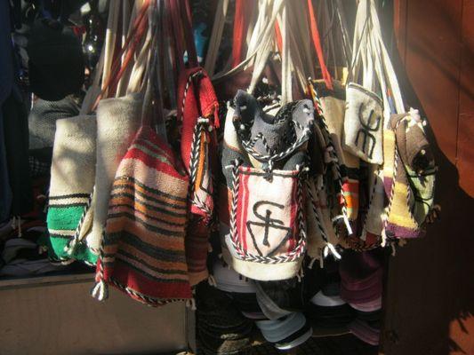 sacs traditionnells Marocains
