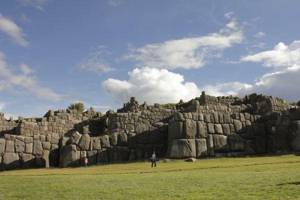Sacsayhuaman Cusco Perú