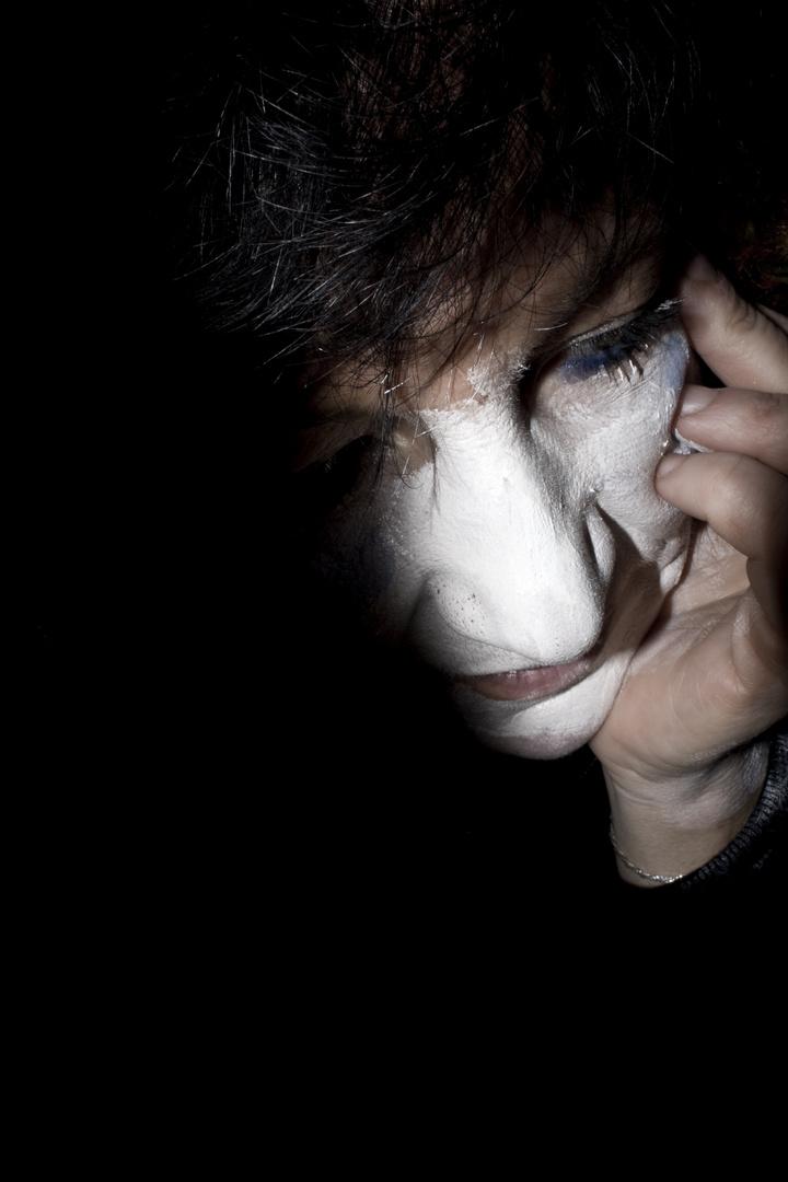 Sad Clown I.