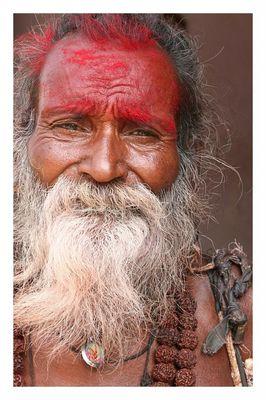 Sadhu in Pushkar (Indien)