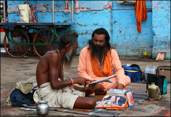 Sadhus and Gurus
