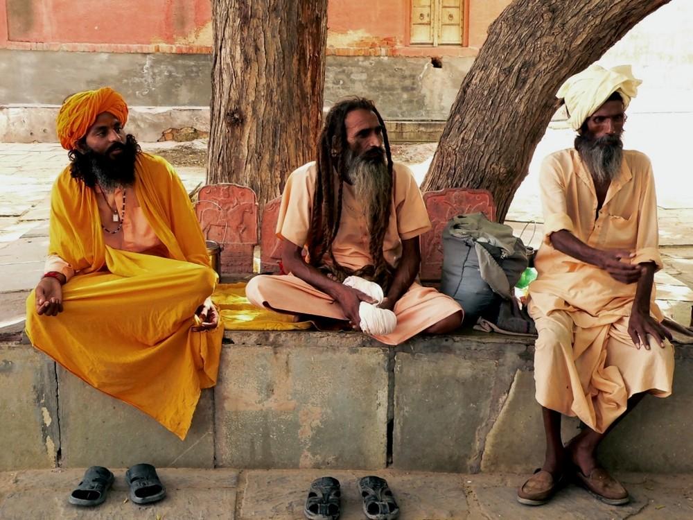 Sadhus Indiens