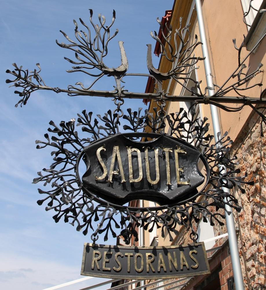 Sadute restoranas