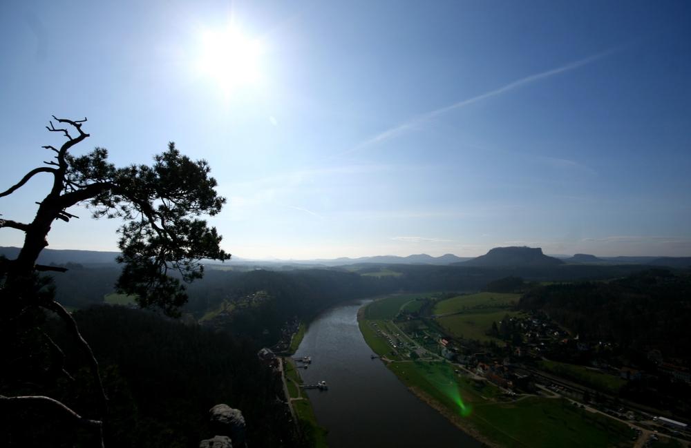 Sächsische Schweiz Elbe