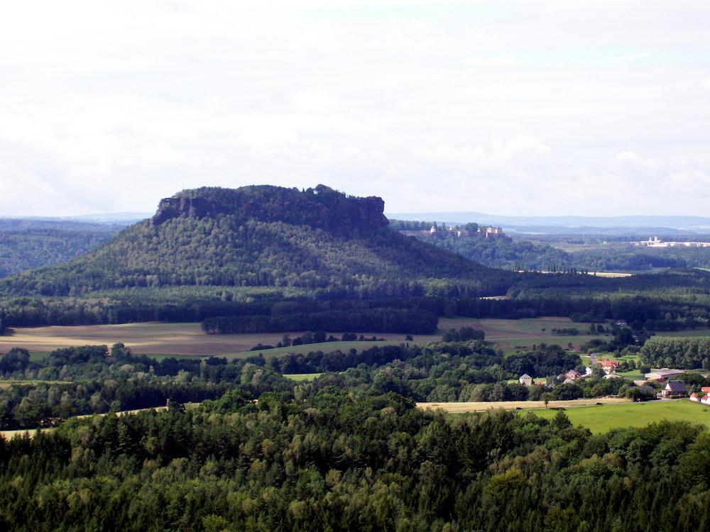 Sächsische Schweiz, Festung Königstein