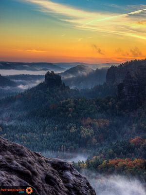 Sächsische Schweiz - Herbstage ...