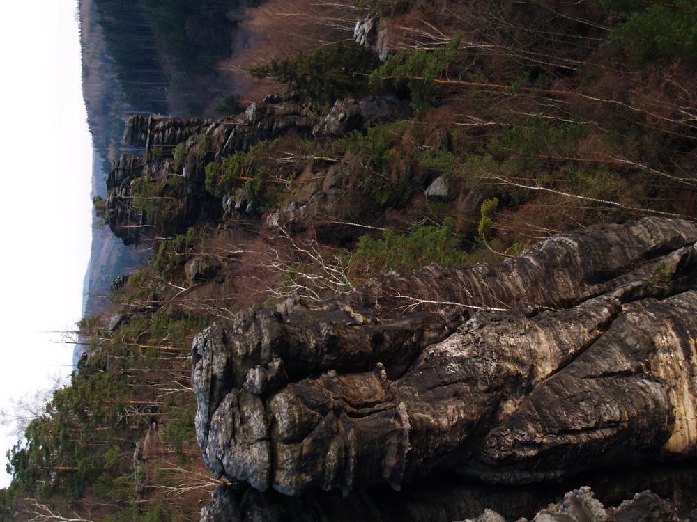 Sächsische Schweiz - Rosenthal Bielatal
