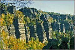 Sächsischer Herbst- Heilige Stiege