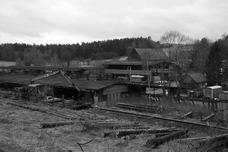 Sägewerk Moritzmühle