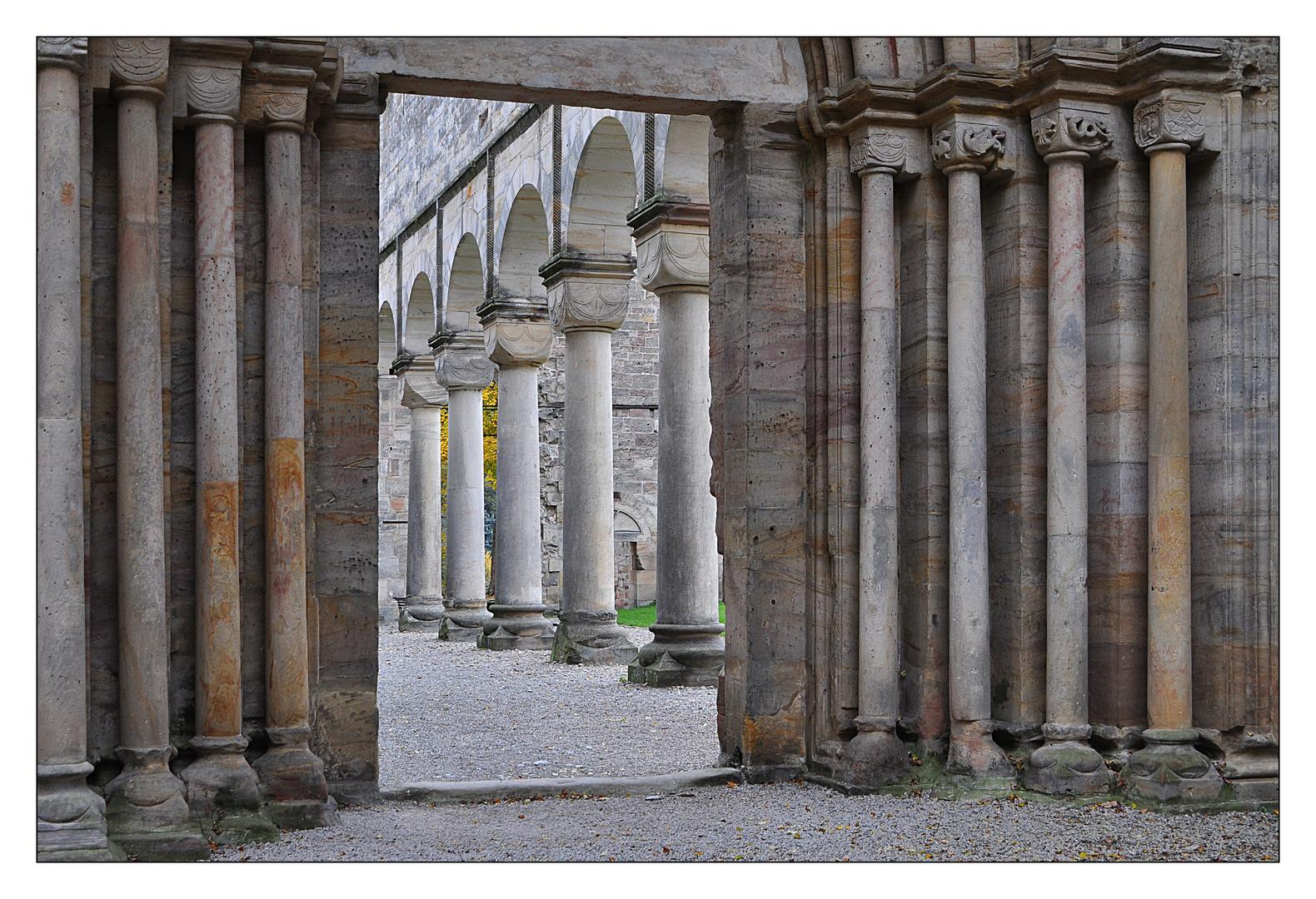 Säulen ....