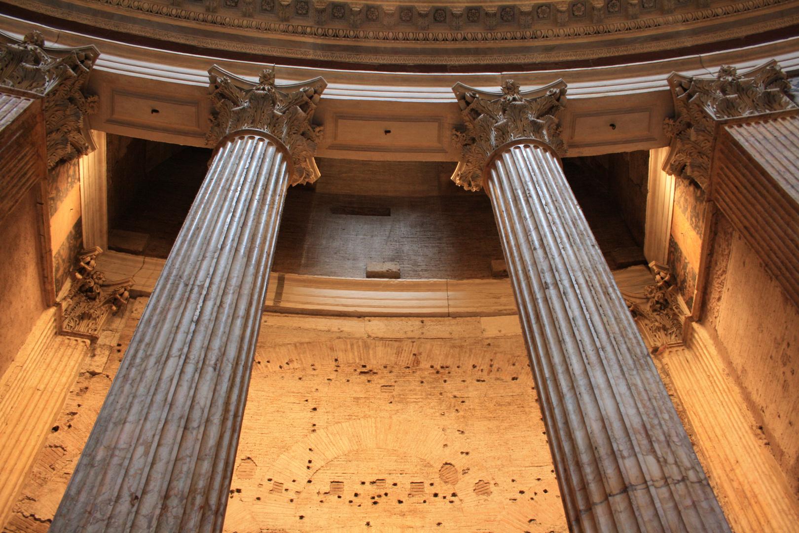 Säulen des Pantheon