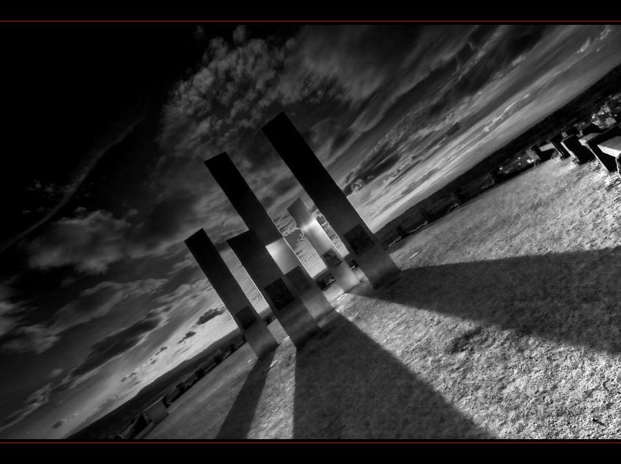 Säulen surreal...