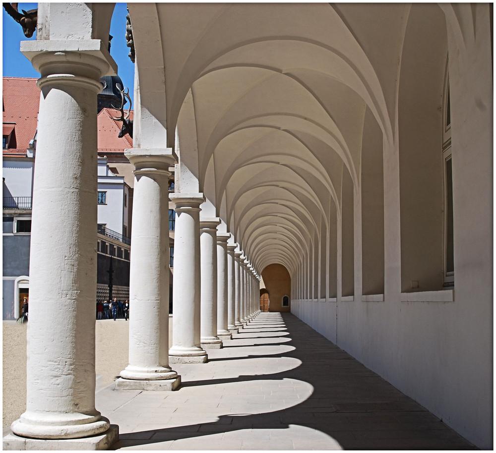 Säulengallerie