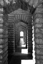 Säulengang am Voortrekker Monument