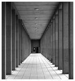 Säulengang...