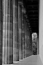 Säulengang Walhalla...