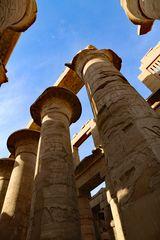 Säulensaal des Karnaktempels