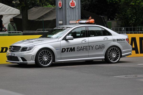 Safety Car der DTM