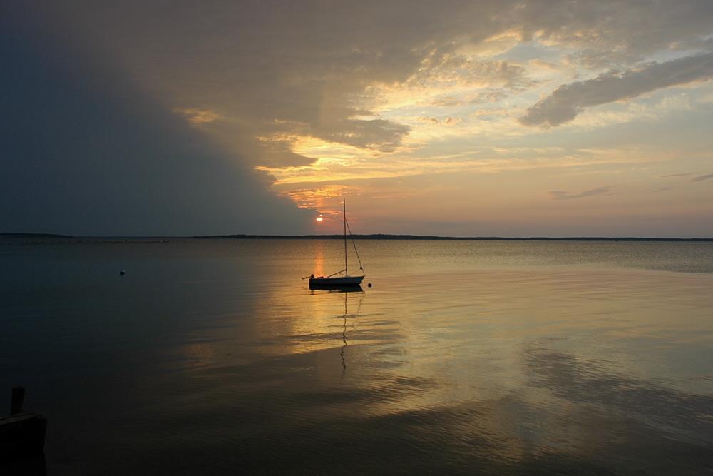 Sag Harbor sunset 2