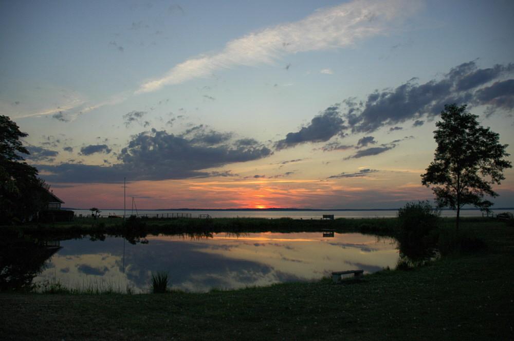 Sag Harbor sunset