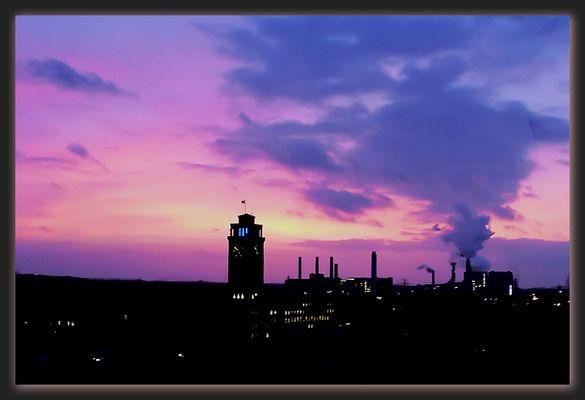 SAG Sunset