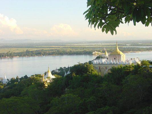 Sagaing Hills