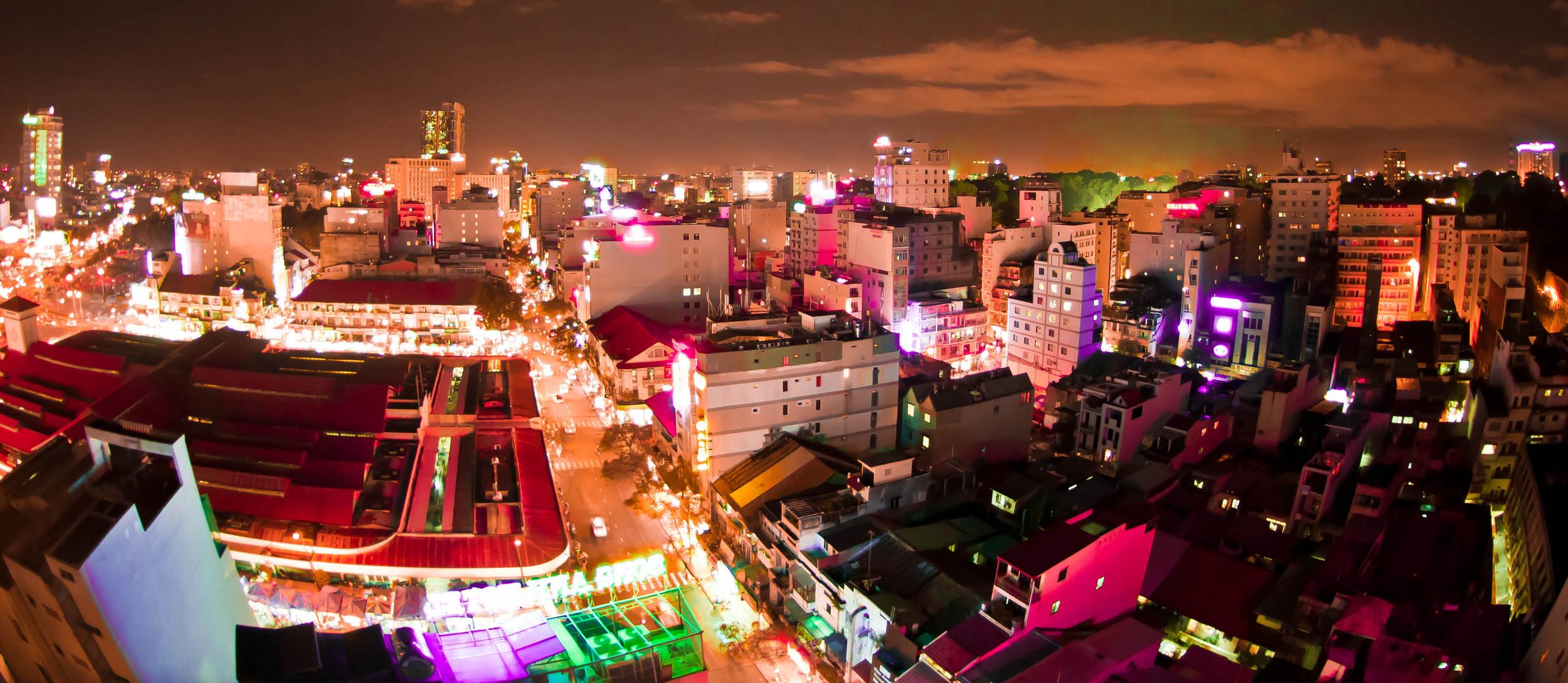 Saïgon by night
