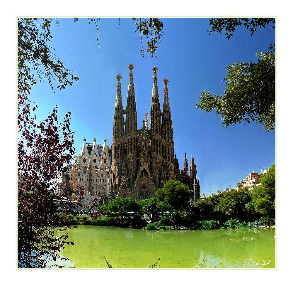 Sagrada Familia .