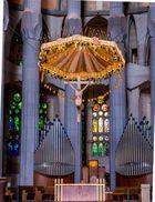 Sagrada Familia - der Altar