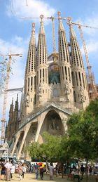 Sagrada Familia Portal