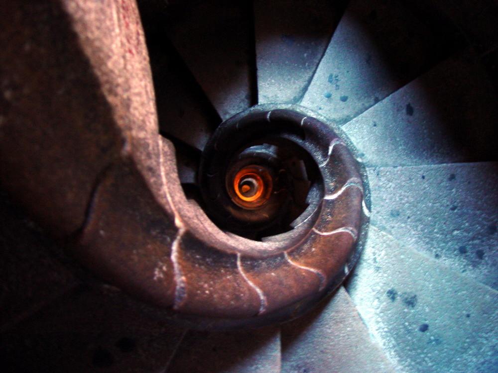 sagrada spiral