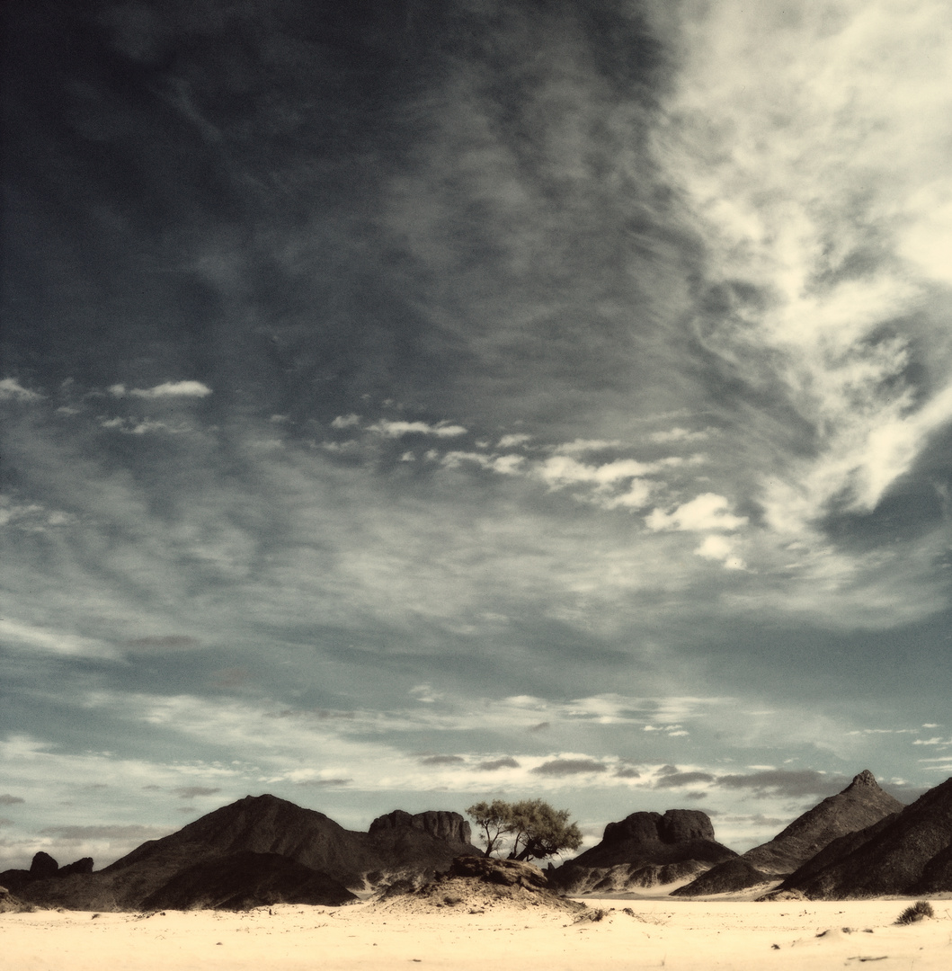 Sahara, Erg d'Admer