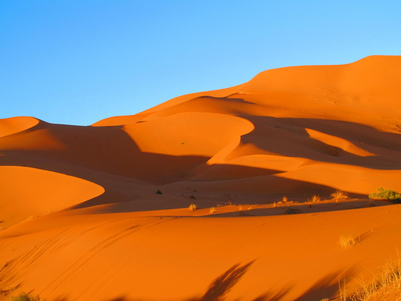 Sahara Marokko Merzouga