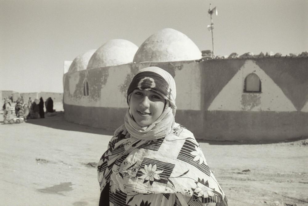 Sahara portraits series...Fatimetu