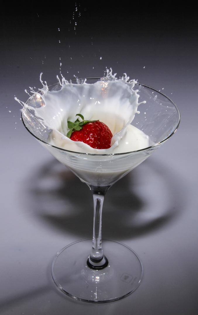 Sahne-Cocktail