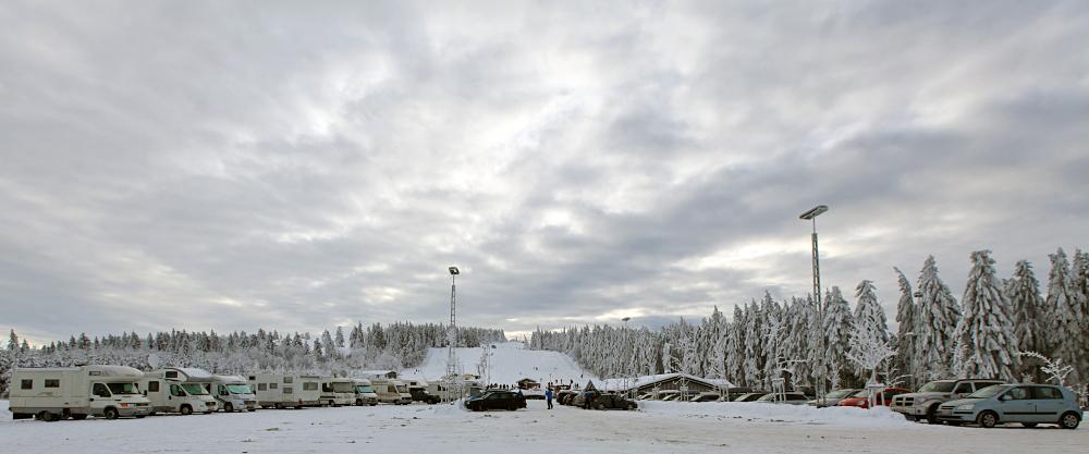 Sahnehang in Winterberg
