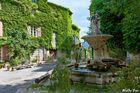 Saignon II - Dorfbrunnen