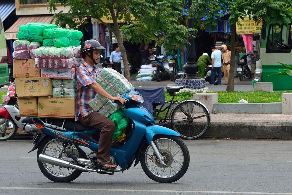 Saigon 1 von Frédéric Bosch