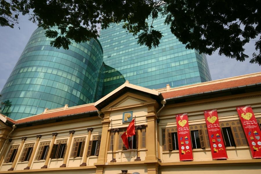 Saigon - alt und neu