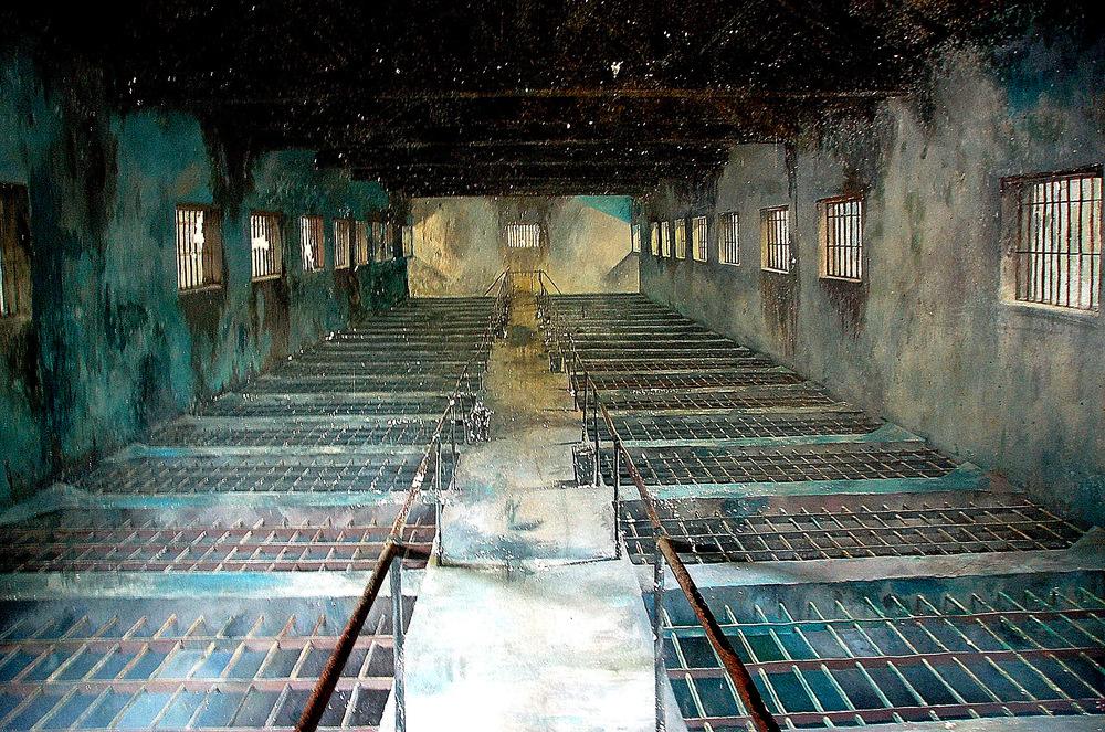 Saigon - Gefängniszellen