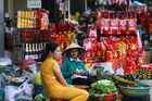 Saigon, Händlerinnen