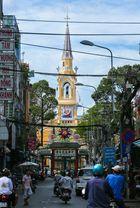 Saigon, Kirche