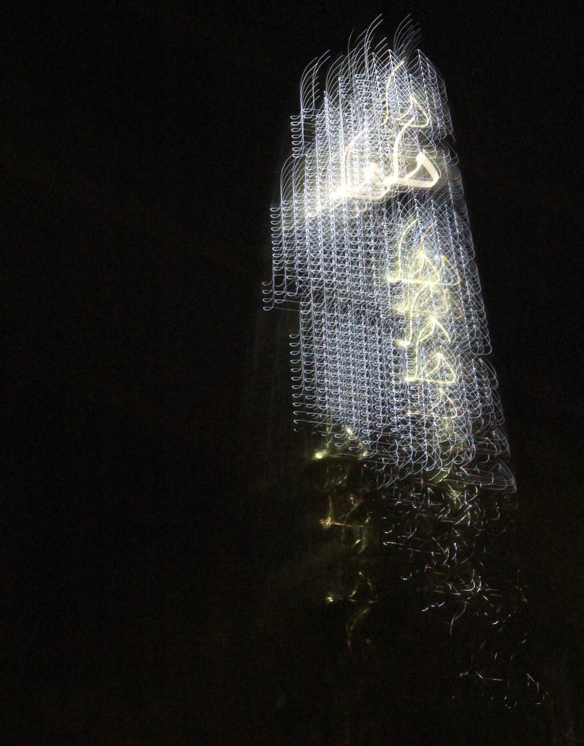 Saigon tower ( bamboo shoot)