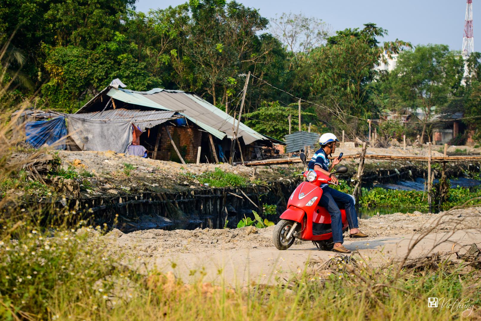 Saigon urban life