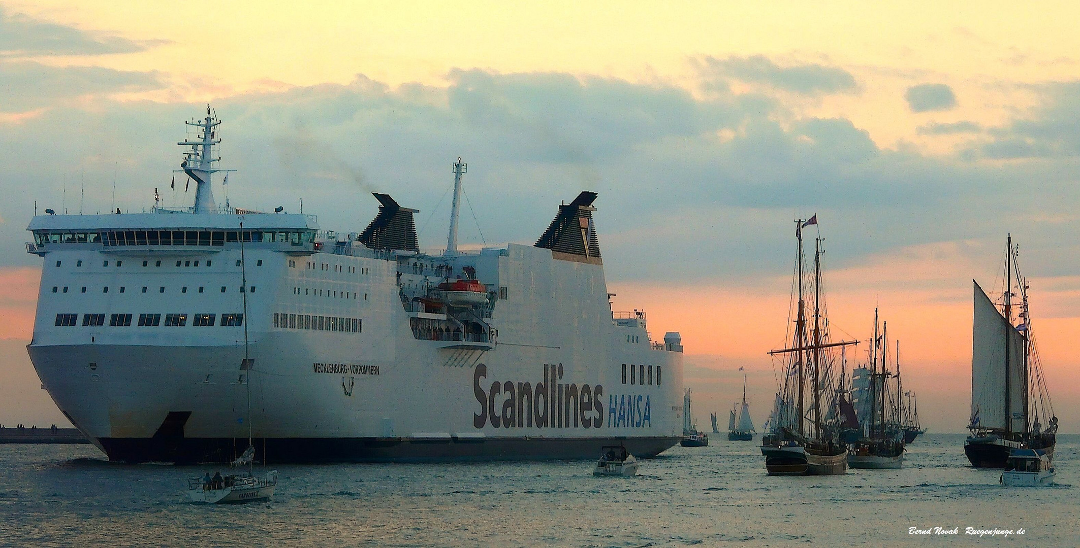 Sail 2011 Rostock