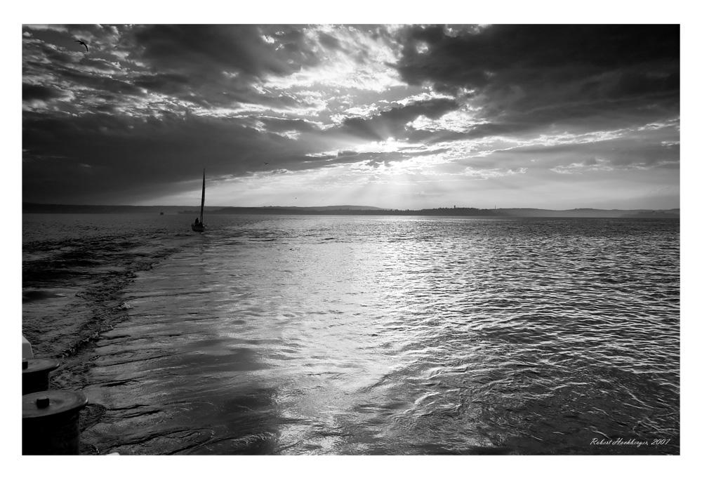 Sail Away.. (s/w)