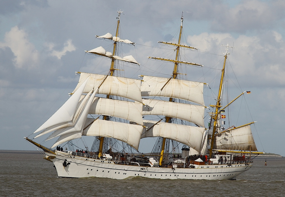 Sail Bremerhaven 2010: Gorch Fock